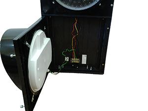 Светофор модуль внутри